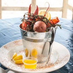 Lobster & Clam Bake, Photo by Noah Fecks